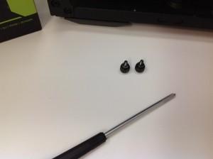 Graphics Card screws