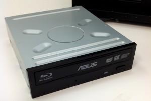 Blu-Ray Disk Drive