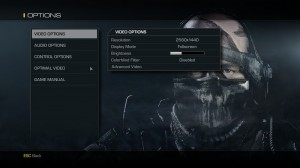 Gameplay Settings 1