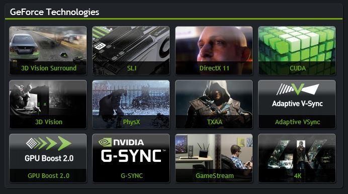 GeForce Technologies