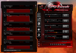 Overclock Settings and Performance For STRIKER GTX 760 1
