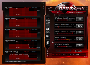 Overclock Settings and Performance For STRIKER GTX 760 2