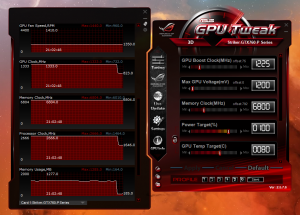 Overclock Settings and Performance For STRIKER GTX 760 3