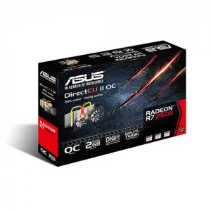 ASUS R7 260X DirectCU II OC 1