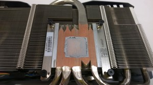 DirectCU II heatsink assembly STRIX GTX 980 1