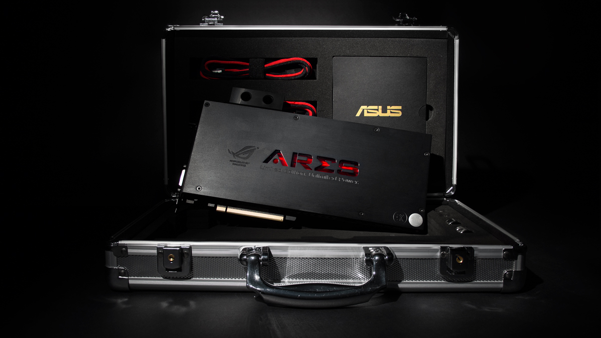Tested - ARES III Review water cooled R9 295X2 - Edge Up