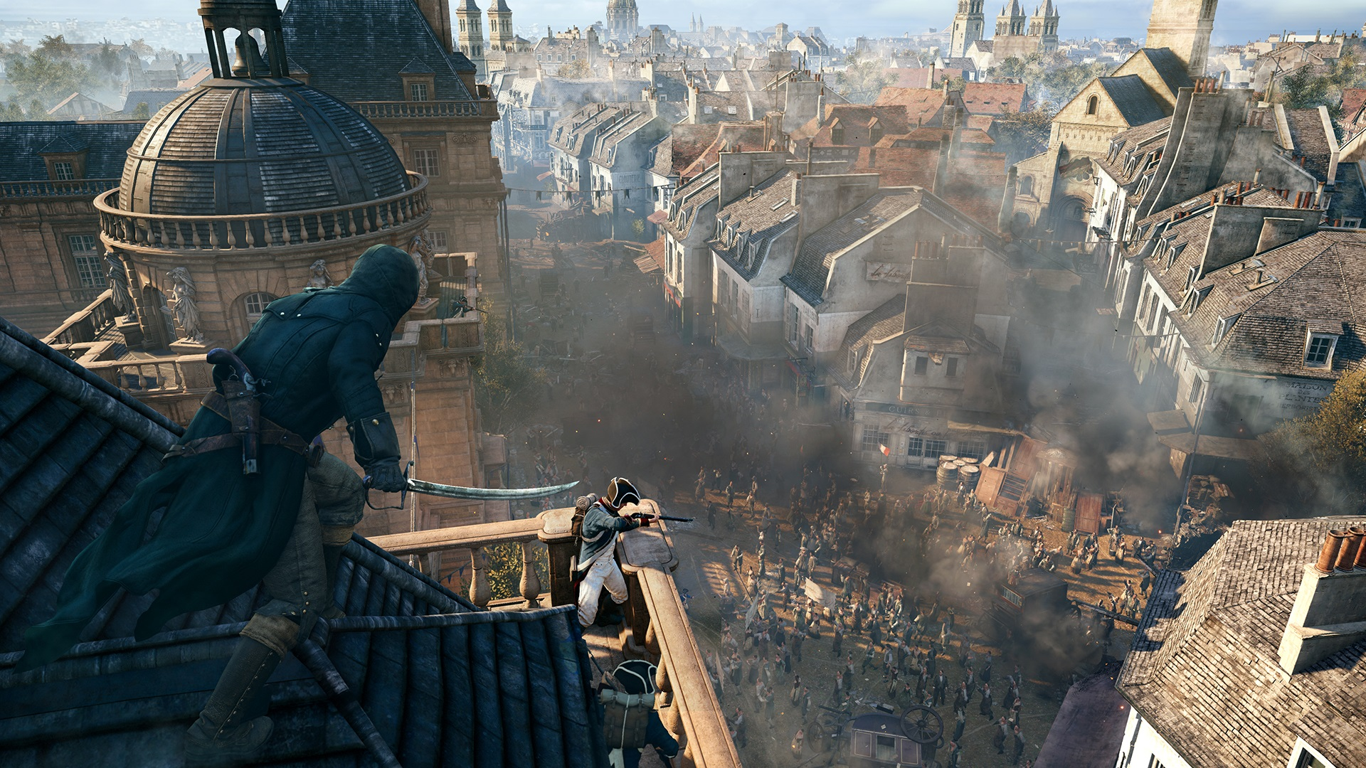 Build A Pc Assassin S Creed Unity Edge Up