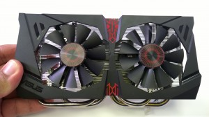 STRIX GTX 960 Fan Assembly 1