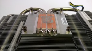 STRIX GTX 960 Heatsink Assembly 1