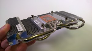 STRIX GTX 960 Heatsink Assembly 4