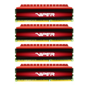 Patriot Viper 4 DDR4 2400MHz Quad Channel Kit 2