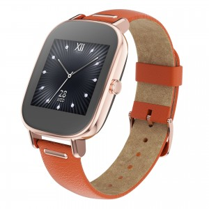 ASUS ZenWatch 2 (WI502Q)_Rose-gold + Lether strap resized