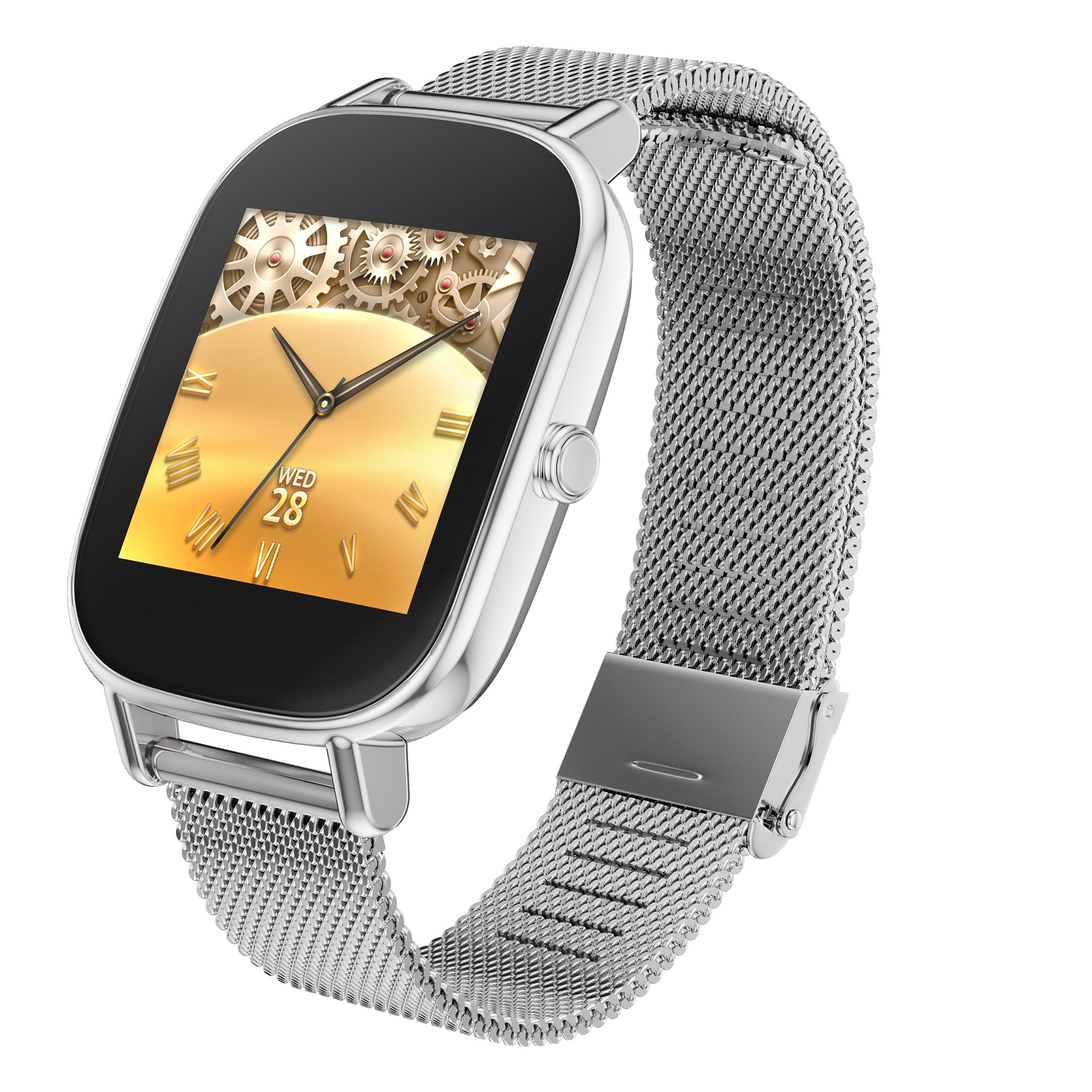 ASUS ZenWatch 2 - The Next Generation Android Wear