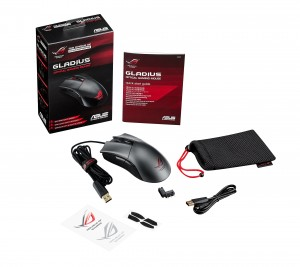 ROG Gladius Retail Package
