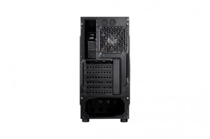 Thermaltake Versa H25 Back Angle