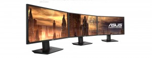 MG278Q Triple monitor setup Eyefinity