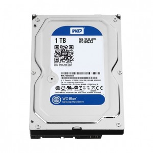 Western Digital 1TB Blue Resized