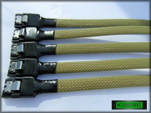 IceModz custom SATA cables 3