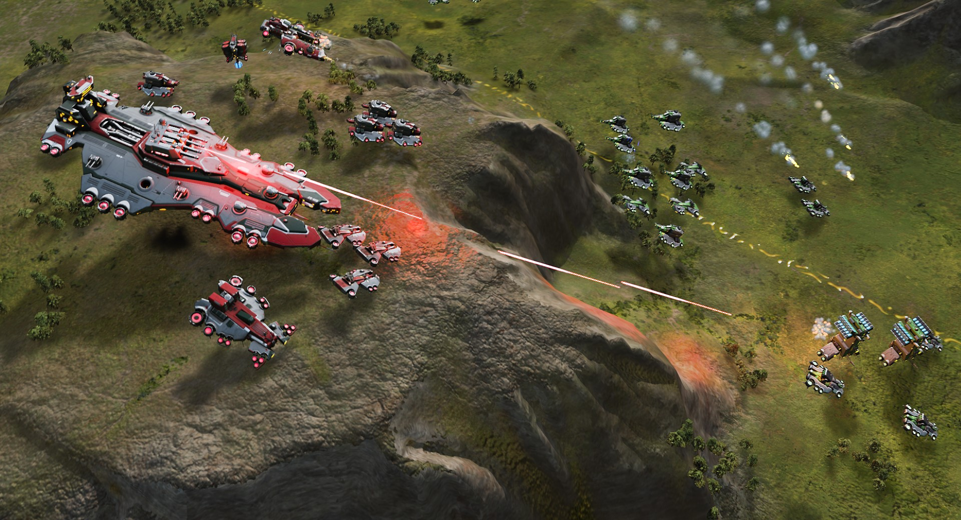 PCDIY Gamestream and Q&A - Ashes of the Singularity - Edge Up
