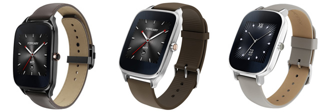 ZenWatch Comparison