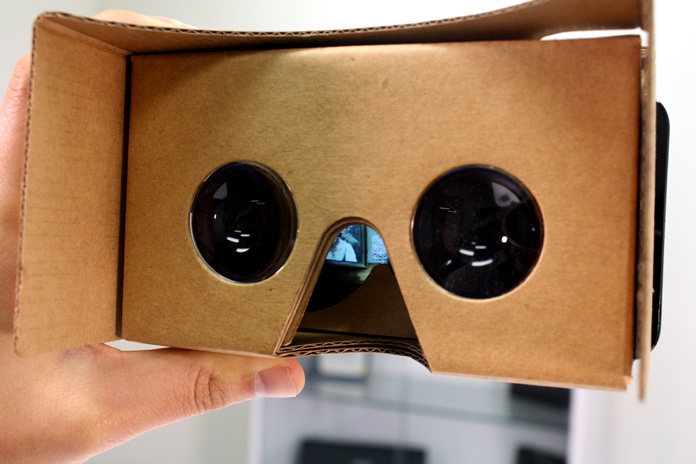 Google Cardboard with ZenFone 2
