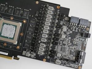 MATRIX GTX 980 Ti PCB & VRM 3