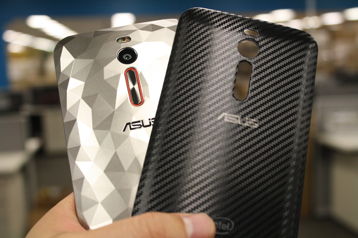 ZenFone 2 Deluxe Special Edition - Covers