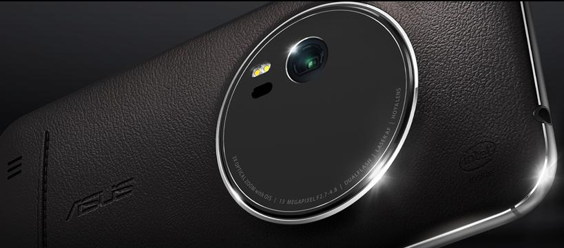 ZenFone Zoom lens