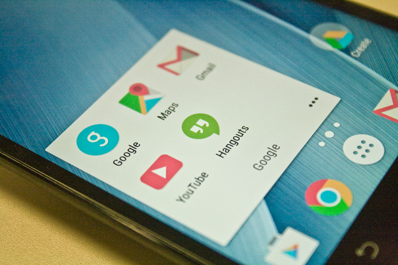 Love Material Design? Try these icon packs  - Edge Up