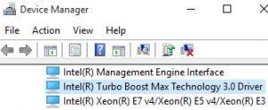 turbo driver