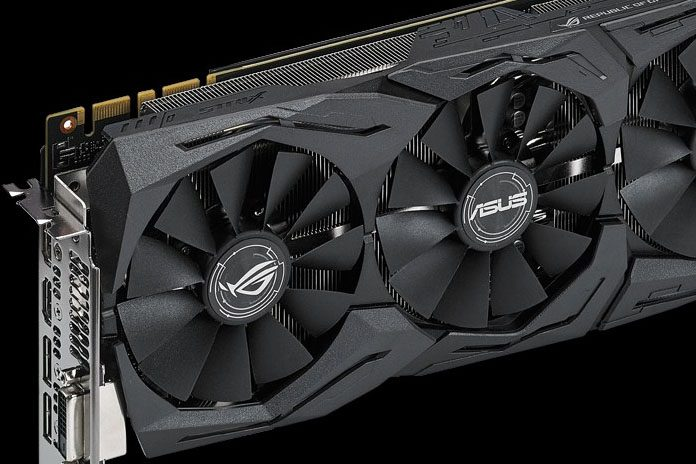 The ROG Strix GeForce GTX 1070 raises the bar for affordable PC