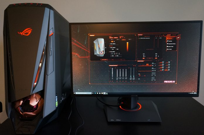 Overclocked And Over The Top With The Rog Gt51 Gaming