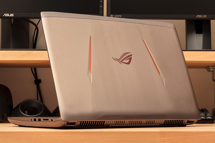 The ROG Strix GL502VS And GL702VS Gaming Laptops Take
