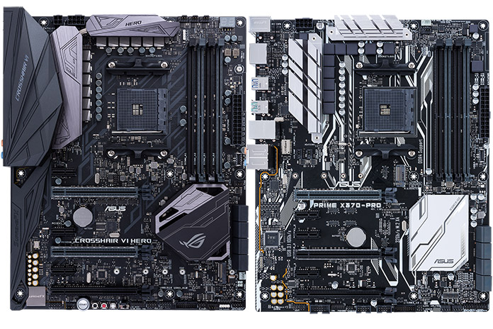 Which Asus Am4 Motherboard Should I Buy For Ryzen Edge Up
