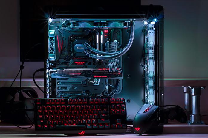 The ROG Maximus IX Code drives a versatile enthusiast PC - Edge Up