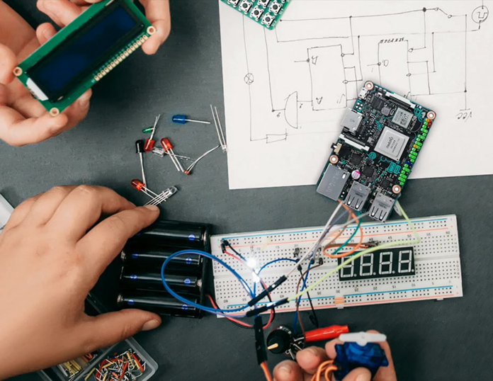 The Tinker Board takes ASUS into a new world of DIY computing - Edge Up