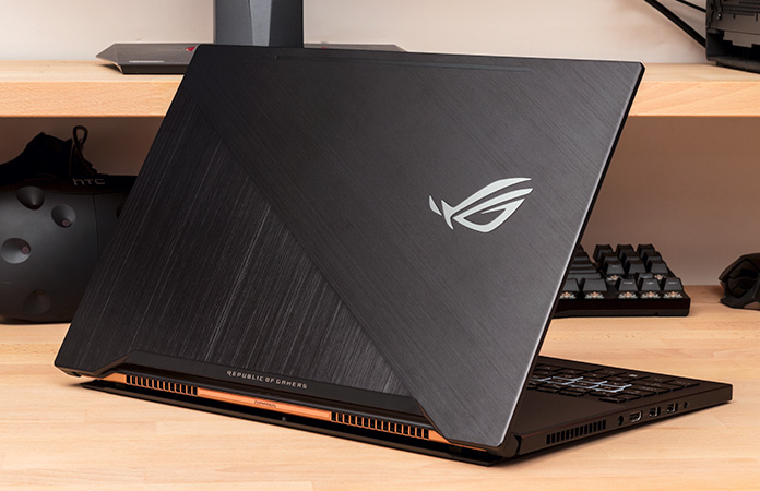 The Rog Zephyrus Innovative Cooling Lets A Thin Gaming
