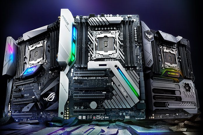 The ASUS X299 motherboard guide: ROG, Prime, and TUF for LGA