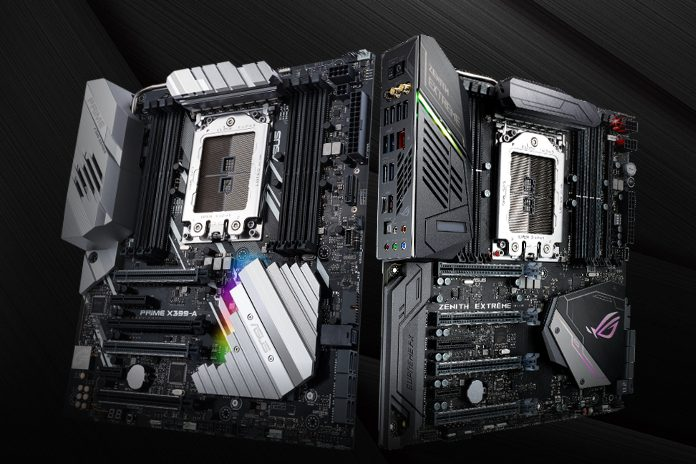 The X399 motherboard guide: Threadripper gets a dose of ASUS ROG and