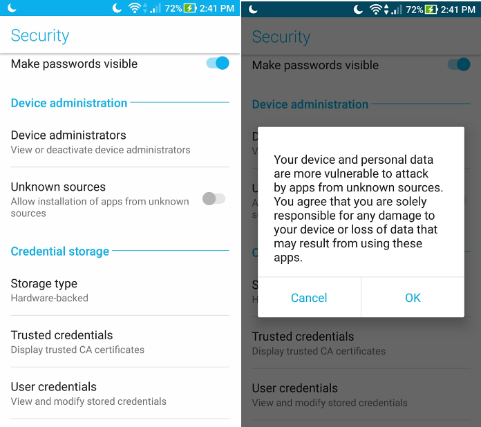 How to unlock the bootloader on your ZenFone - Edge Up