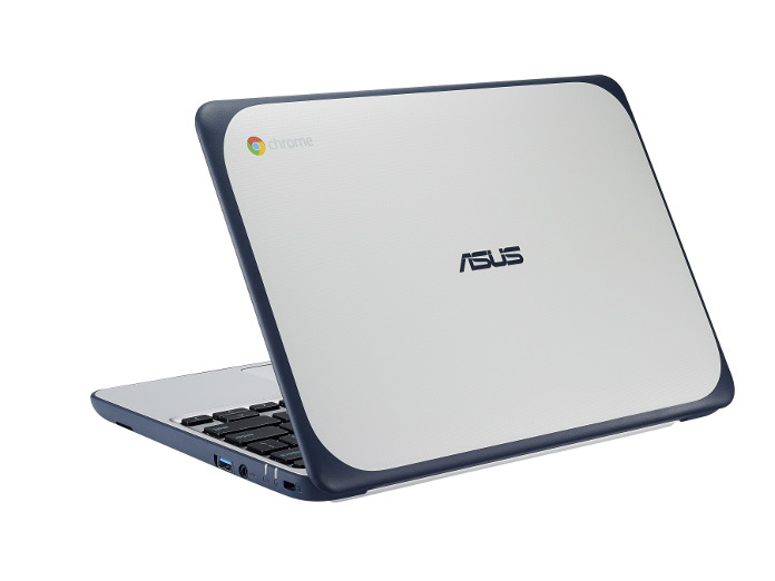 6dad4ac15e5 With a rugged design that s undergone military-grade testing for  durability, you won t need to wrap the C202 in a special laptop sleeve  before tossing it ...