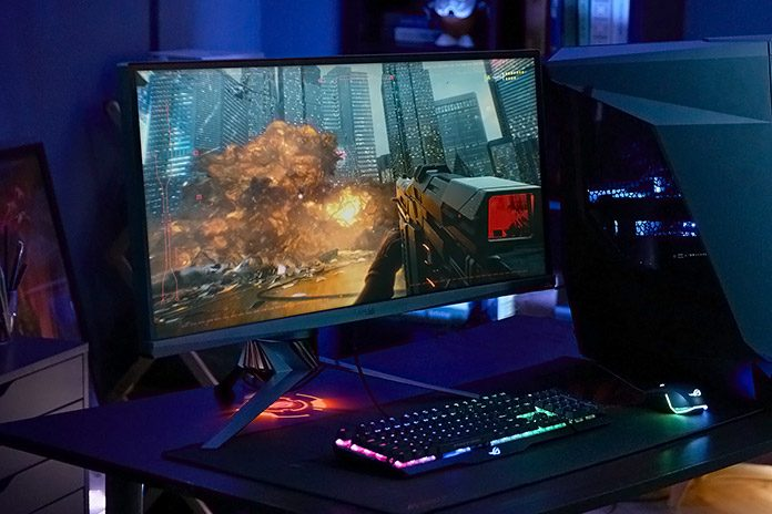 bester curved 4k monitor