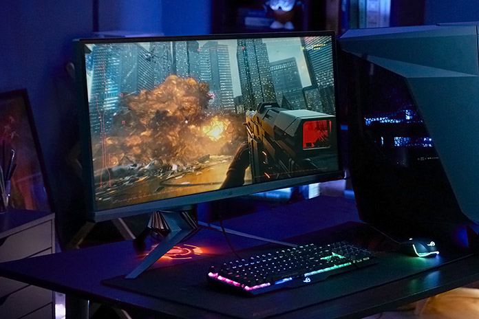 Choosing the best gaming monitor: the display guide for ASUS