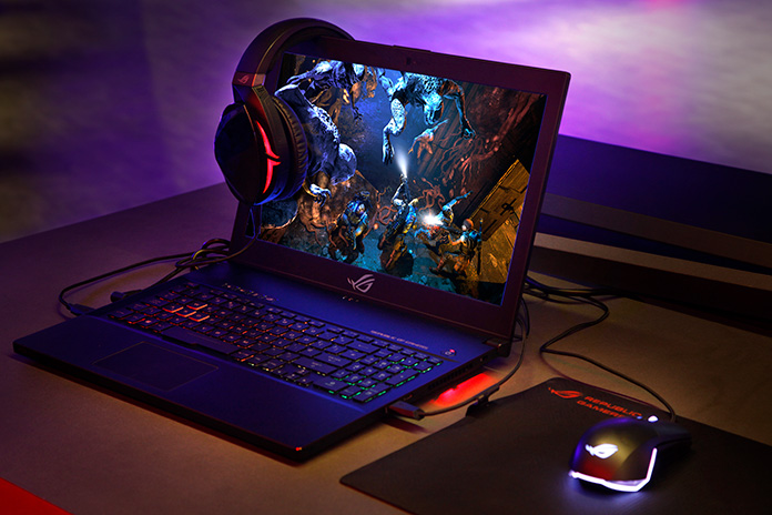 The coffee lake gaming laptop guide: meet rog's latest from ultra.