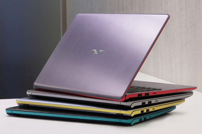 The VivoBook S brings colorized style in five shades