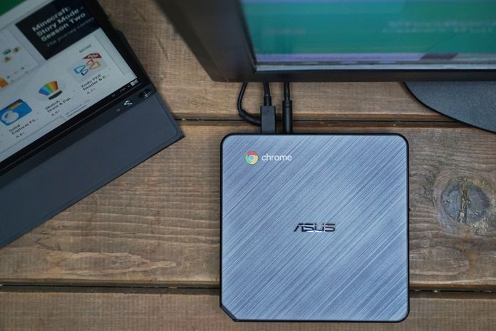 The ASUS Chromebox 3 is the gift of Android on every screen