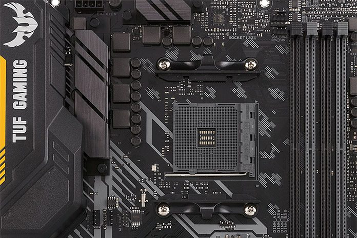 Announcing ASUS B450 motherboards from ROG Strix, TUF Gaming