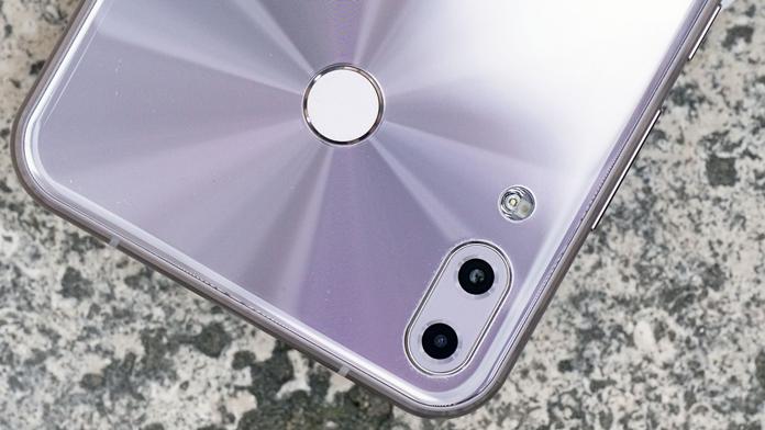 Asus Zenfone 5Z cameras
