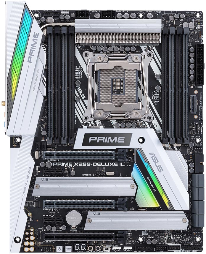 Introducing the Prime X299-Deluxe II and ROG Dominus Extreme