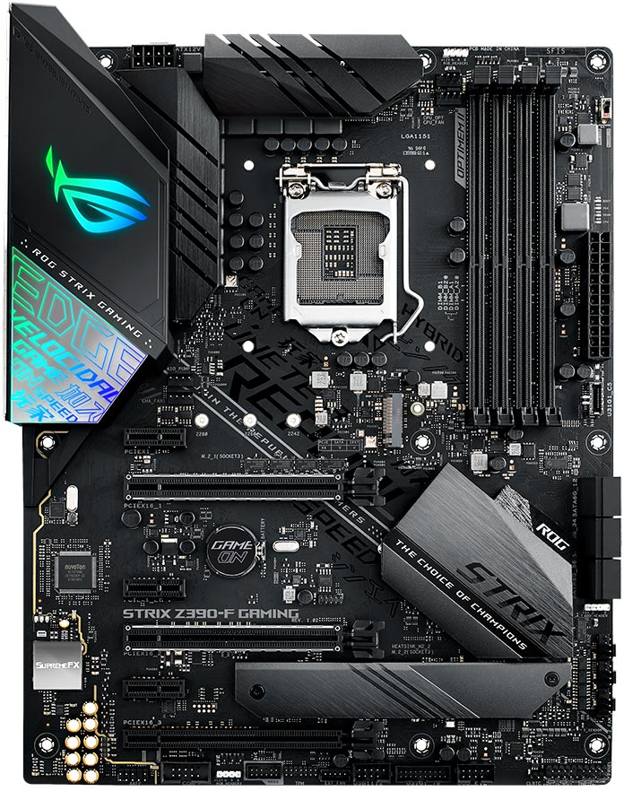 The Z390 Motherboard Guide Meet New Models From Rog